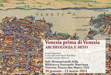 Lectures on Venice / Lectures on Venice, open Lectures about the city.