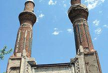 Anatolian Seljuk Sultanat - Architectural History / 1077 - 1308