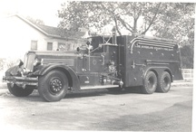 Fire Tankers/Tenders / by Don Staver