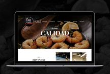 Our work Trabajando en el re-diseñoweb de Deli Meals.  #redesignweb #newproject #WebDev