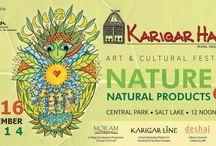 Karigar Haat / Rural India, Real India