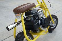 ちびバイク