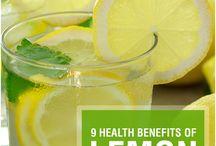 benefits of lemon water while breastfeeding