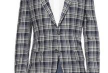 Kareli Takım Elbise ve Ceketler