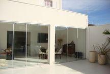 vidro, Blindex , fachadas, sacadas...
