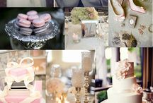 Wedding theme - Pink Silver / by Alison Tham