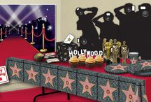 Hollywood Party Ideas & Decorations / We have all of the Hollywood party ideas for any Hollywood theme party, red carpet party or event.   / by Party Cheap