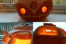 Pumpkin VW T1
