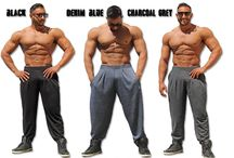 Classic Physique Gym Baggies / Get workout pants made in America on sale now!