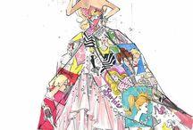 Moda Karalamaları