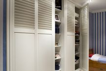 Wardrobe and Room Divider