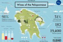 greek tourism infographics