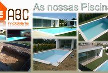 AS nossas Piscinas / Consulte mais informações neste link: http://www.abcimobiliaria.pt/pdfs/ABC%20Piscinas.pdf