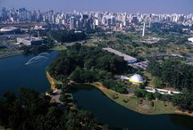 Places I'd Like to Go & Been / My heart is always in Sao Paulo, Sao Paulo Brazil