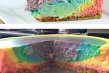 Cake ideas / Decorating cakes