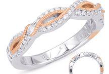 Women's Wedding Bands / women's wedding bands, wedding band, wedding ring, pave, gold, platinum, rose gold, white gold, diamonds, classic, traditional, wedding day, wedding ring