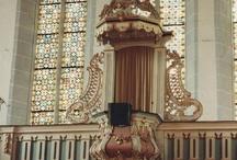 Duitse preekstoelen