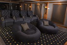 theater room idea