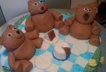 Carolyn's cake decorating / Original cakes created by Carolyn Bennie http://carolynbennieink.wordpress.com/
