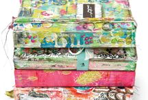 Art Journaling Inspiration / From techniques to ideas to tools, we have all the inspiration for your art journaling spreads. / by Stampington & Company