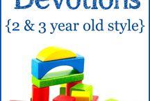 Family Devotion Ideas