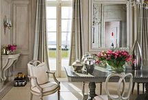 French country home    ()