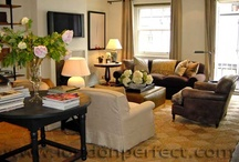 Living Space / by Sonya Cook