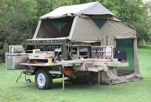 Camping Trailers - South Africa