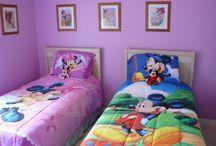 Coraline and Logan's room idea