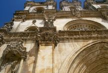 The Monastery of Santa Maria d'Alcobaça, Portugal