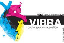 """VIBRA Fest 2015 is coming 27/28 Giugno 2015 / Lago di Garda! / VIBRA è un evento legato all'arte contemporanea, alla musica, all' educazione e alle nuove tendenze più in generale che unisce vari artisti con il fine di far """"vibrare"""" differenti discipline in nome della creatività."""