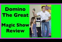 Massachusetts Magician - MA Magicians - Domino The Great - Magic Show Reviews / Check out all the wonderful Massachusetts Magician reviews listing on this board for your next kids entertainment in Massachusetts.  Domino The Great is a funny MA Magicians specializes in children magic shows all over Massachusetts and performs for kids birthday parties, holiday parties, elementary schools, daycares, community events, libraries, etc. To see more reviews visit: http://dominothegreat.com/rhode-island-magicians/reviews #MassachusettsMagician #DominoTheGreat #Reviews #MAMagicians