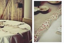 Linen inspirations / all about linen! Greater fabrics and the greatest ideas.