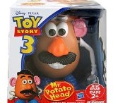 MrPotatoHead! / by Gina Steen