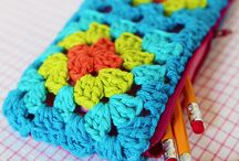 Crochet Cases/Sleeves/Covers