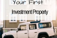 Investing in Real Estate / Tips for buying, selling and managing investment properties.