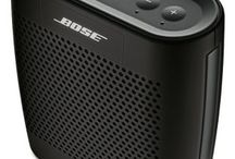 Bose Home Audio / Bring your movies, games, and parties to life with Bose! See our full selection of Bose Home Audio here: http://bit.ly/1x5eUn8 / by zZounds