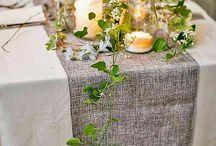 wesele - kwiaty