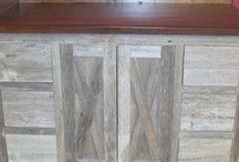 Barn Wood BONANZA! / by Shawna Morris Clark