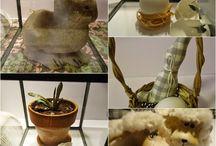 dekoracje by Ma.kesz / handmade, diy, home, dekoracje, robótki
