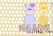 Little Friends by XaXelu