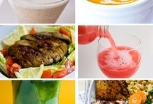 Healthy Eats and Drinks / by Jen Smith