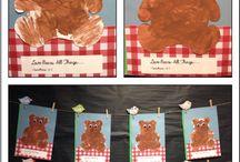 Bears~preschool theme