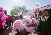 Chinese (Lunar) New Year Events