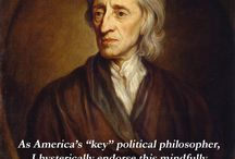 John Locke / Book about the Mount Vernon's Bastille Key mentions the importance of Liberty philosophers such as John Locke:  www.LibertyKey.US