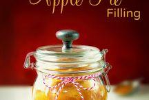 apple pie fillings