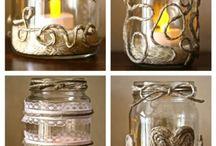 manualidades en cristal