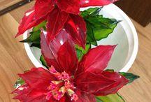fiori in resina