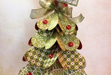 Christmas Trees | Paper / Christmas Trees all lovingly created from paper