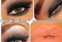 Makeup and nails / by Nicki Myshyniuk